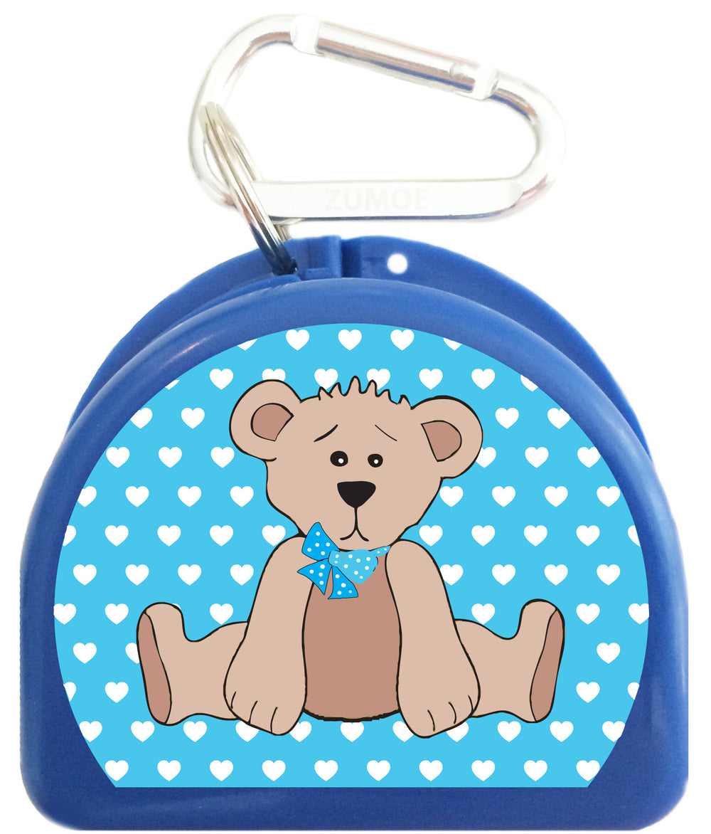 407-B-BL - Beary Blue