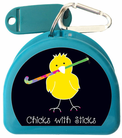 624 - Chicks with Sticks - Field Hockey