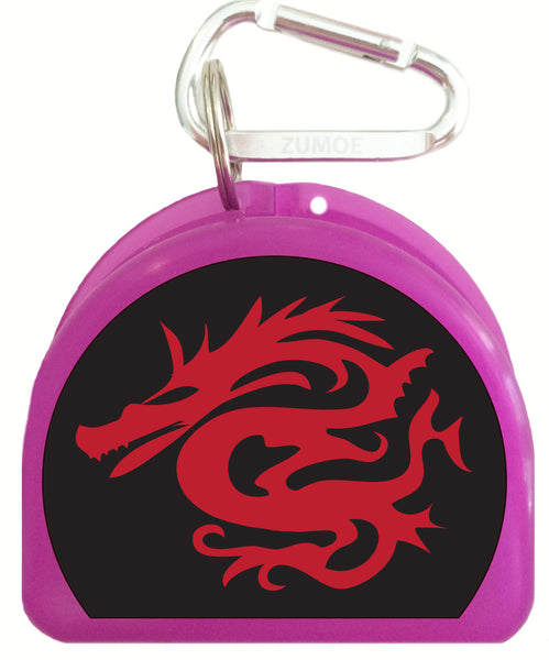 Pacifier Case - Fire Dragon - 204-B