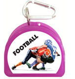 Pacifier Case - Tackle Football - 660-B