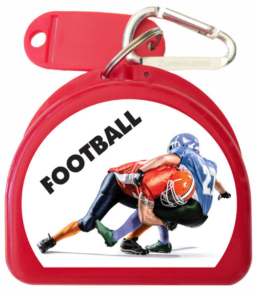 660-R - Retainer Case - Tackle Football