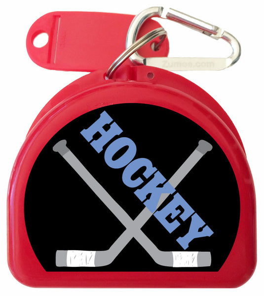 627 - Mouth Guard Case - Ice Hockey