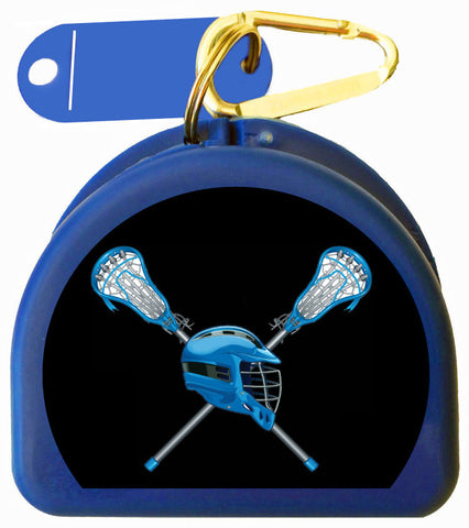 652 - Mouth Guard Case - Men's Lacrosse