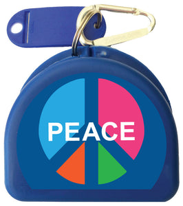 211 - Peace Mouth Guard Case