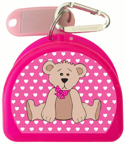 618 -  Beary Pink