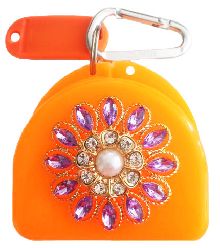 512-R Romantic Sunset Retainer Case