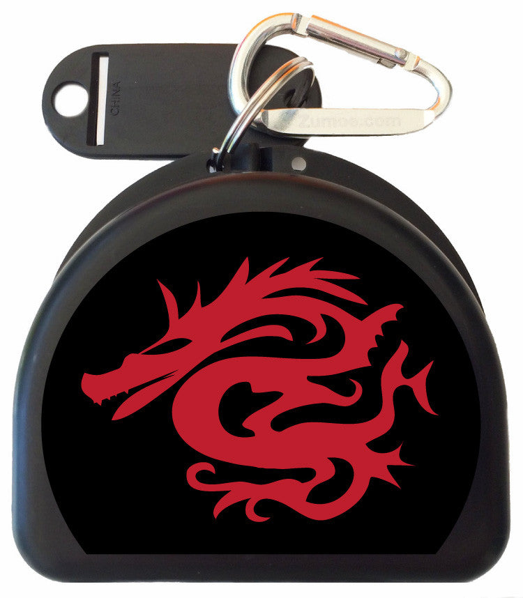 204 - Dragon Mouth Guard Case