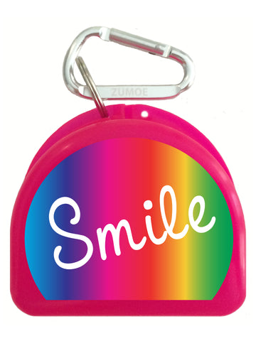 Pacifier Case - Smile - 214-B