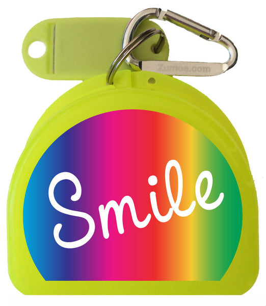 214 - Smile Mouth Guard Case