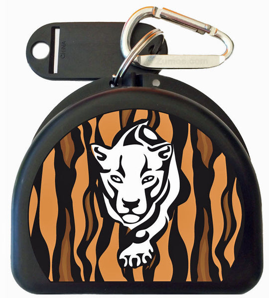 216 - Tiger Mouth Guard Case