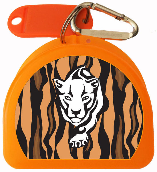 216-R - Tiger Retainer Case