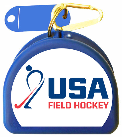 901 - USA Field Hockey Mouth Guard Case