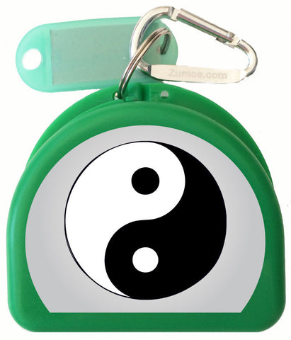 641-R - Retainer Case - Ying & Yang