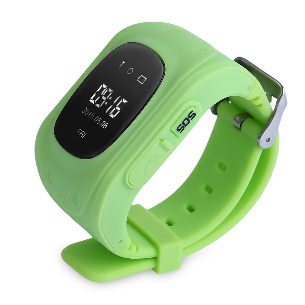 Q50 Kids GPS/SOS Smart Watch and Safe Telephone
