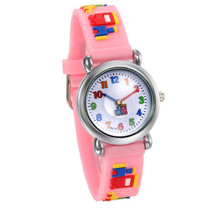 Lancardo Jelly Children's Fashion Watch