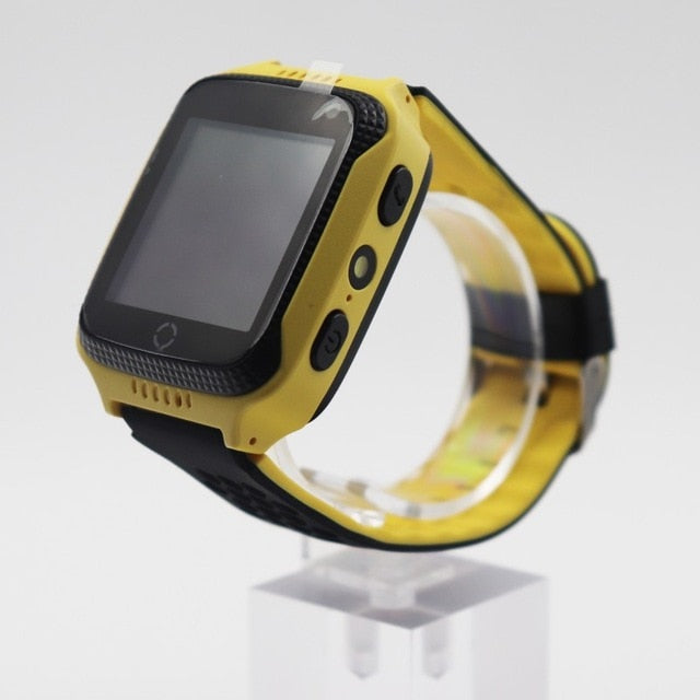 GPS Tracker and SOS Call Location Smartwatch