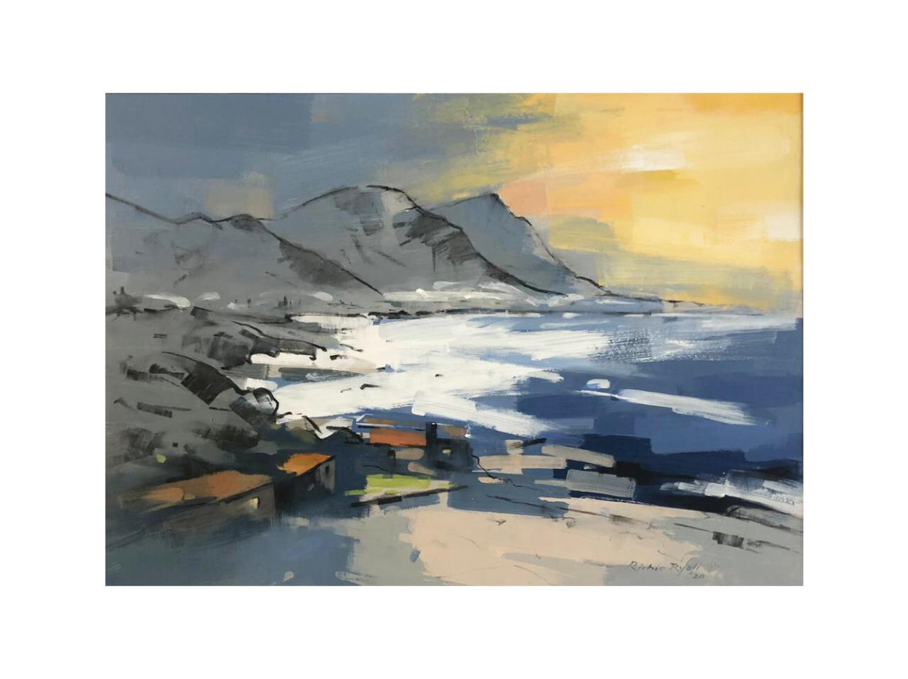 Richie Ryall:  Hermanus Old Harbour