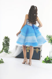 Bassin Bleu Dress - Dear Liline