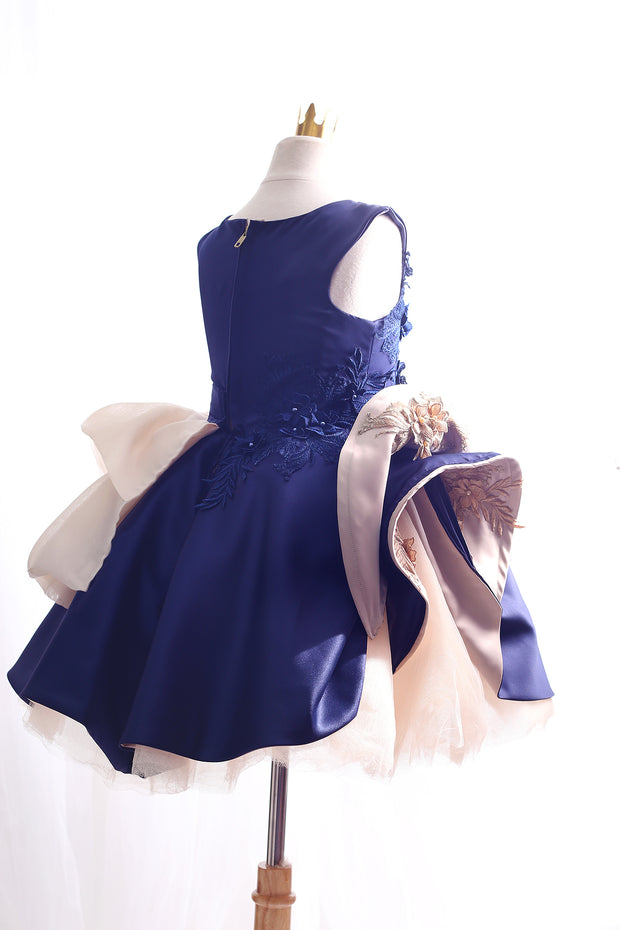 BlueRose Dress - Dear Liline