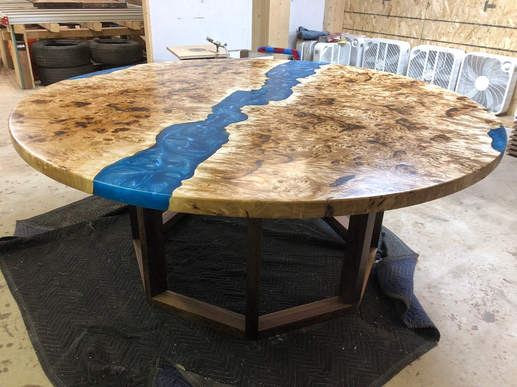Epoxy Tables