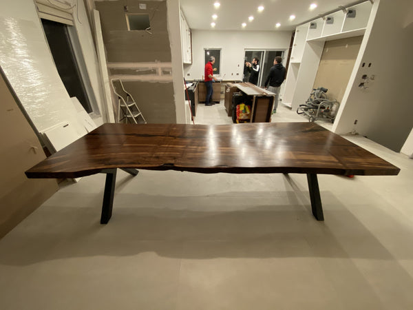 Live Edge Dining Table2