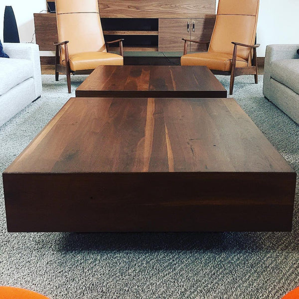 Coffee Table - Black Walnut Coffee Tables