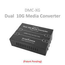 Load image into Gallery viewer, Dual 10G Media Converter