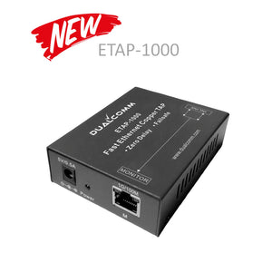 Image of ETAP-1000 Fast Ethernet Copper Tap - View 1