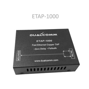 Image of ETAP-1000 Fast Ethernet Copper Tap - View 3