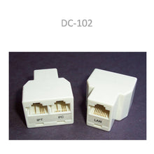 Load image into Gallery viewer, RJ45 Splitter Kit for Ethernet Cable Sharing