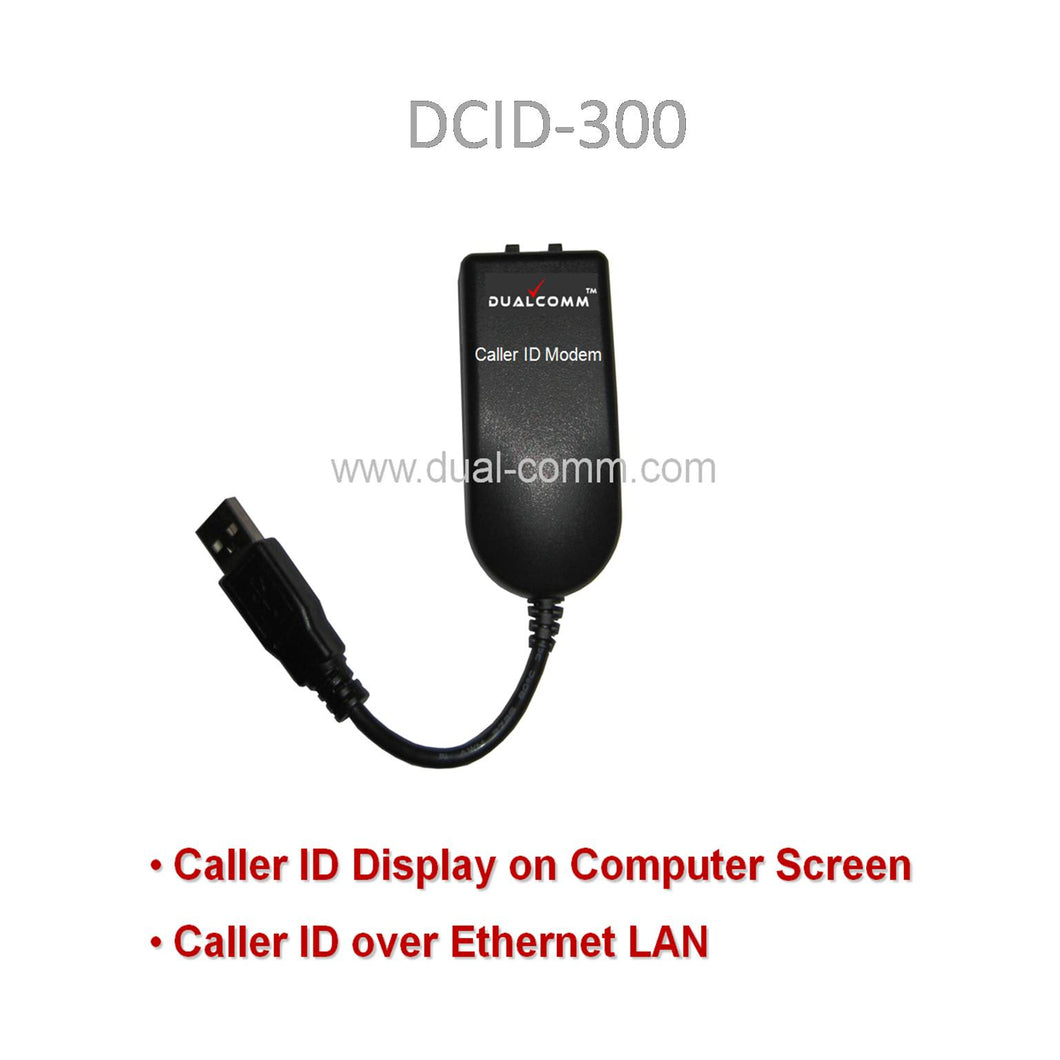 USB Caller ID Adapter