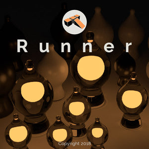 "VLog or Game Music - ""Runner"""