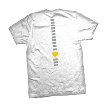 Load image into Gallery viewer, I Am Redefining Spina Bifida White T-Shirt - YOUTH