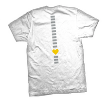Load image into Gallery viewer, Redefining Spina Bifida White T-Shirt - YOUTH