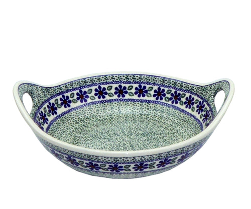 Serving platter Green Meadow