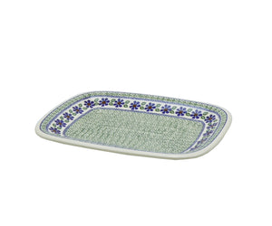 Serving dish Green Meadow