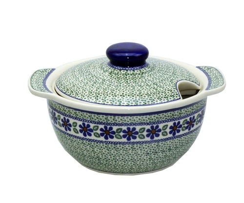 Soup tureen Green Meadow