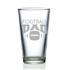 Sports Dad 25 oz. Beer Mug or 16 oz. Pub Glass (10 to choose from)