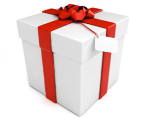 Gift Wrapping - One Item
