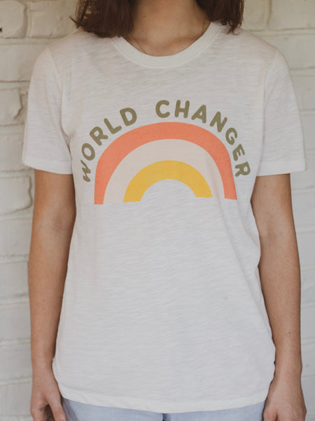World Changer Tee