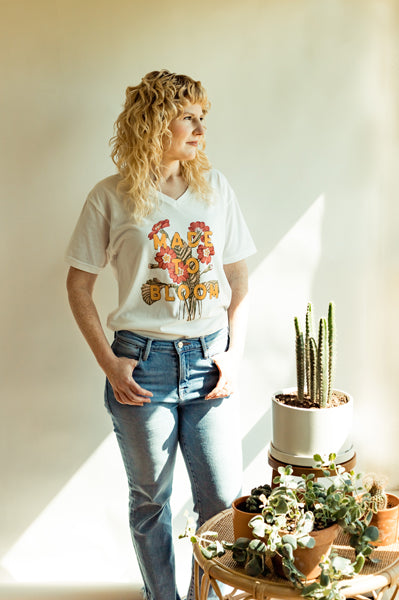 Made to Bloom Tee