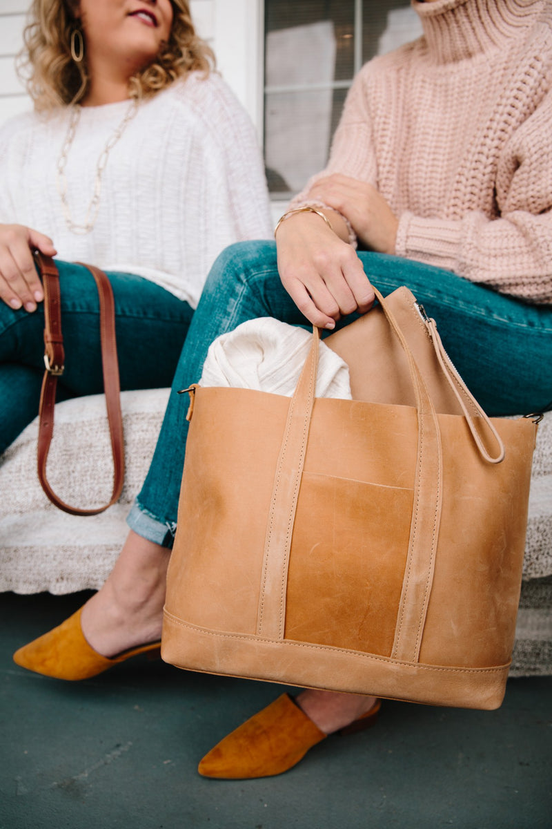 Mini Addis Tote