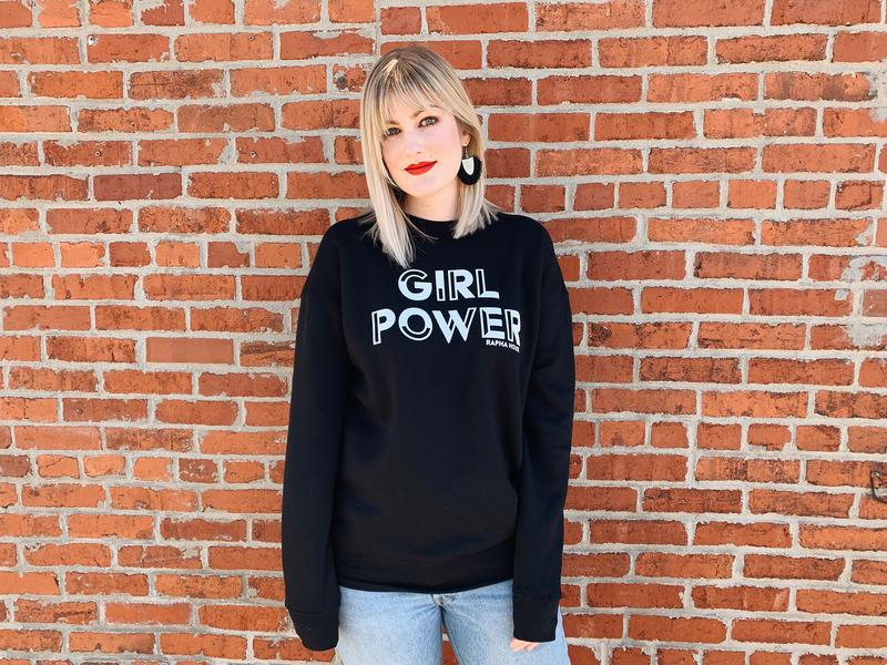 Girl Power Sweatshirt - Rapha House