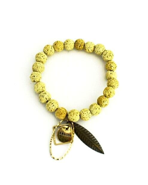 Bava Essential Oil Bracelet