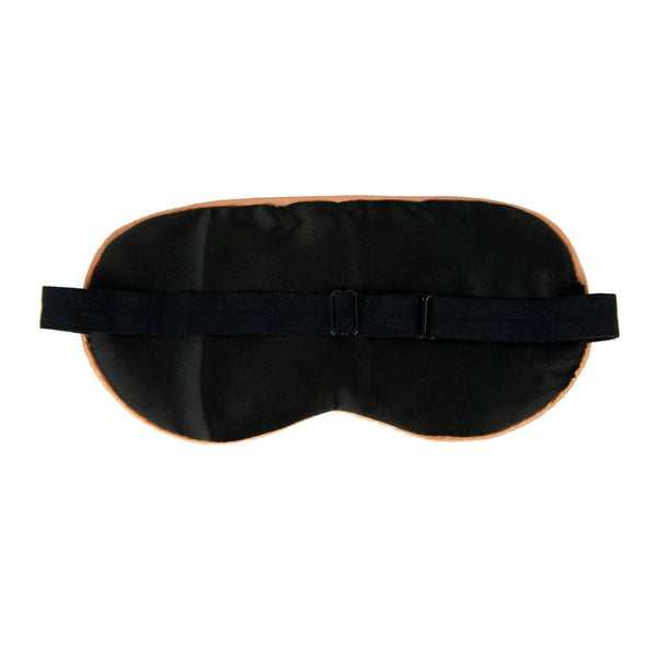 Dreamer Doer Embroidered Eye Mask