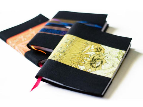 Remnant Fabric Journal - Rapha House