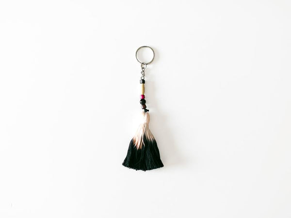Ombre Tassel Keychain - Rapha House