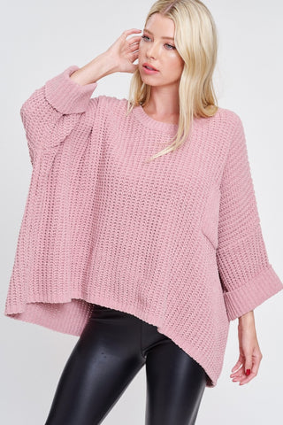 Sarah Sweater in Chenille