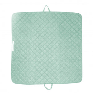 2-in-1 Floor Mat & Bag - Aqua