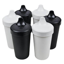Load image into Gallery viewer, Spill Proof Cup (2pk) - Black